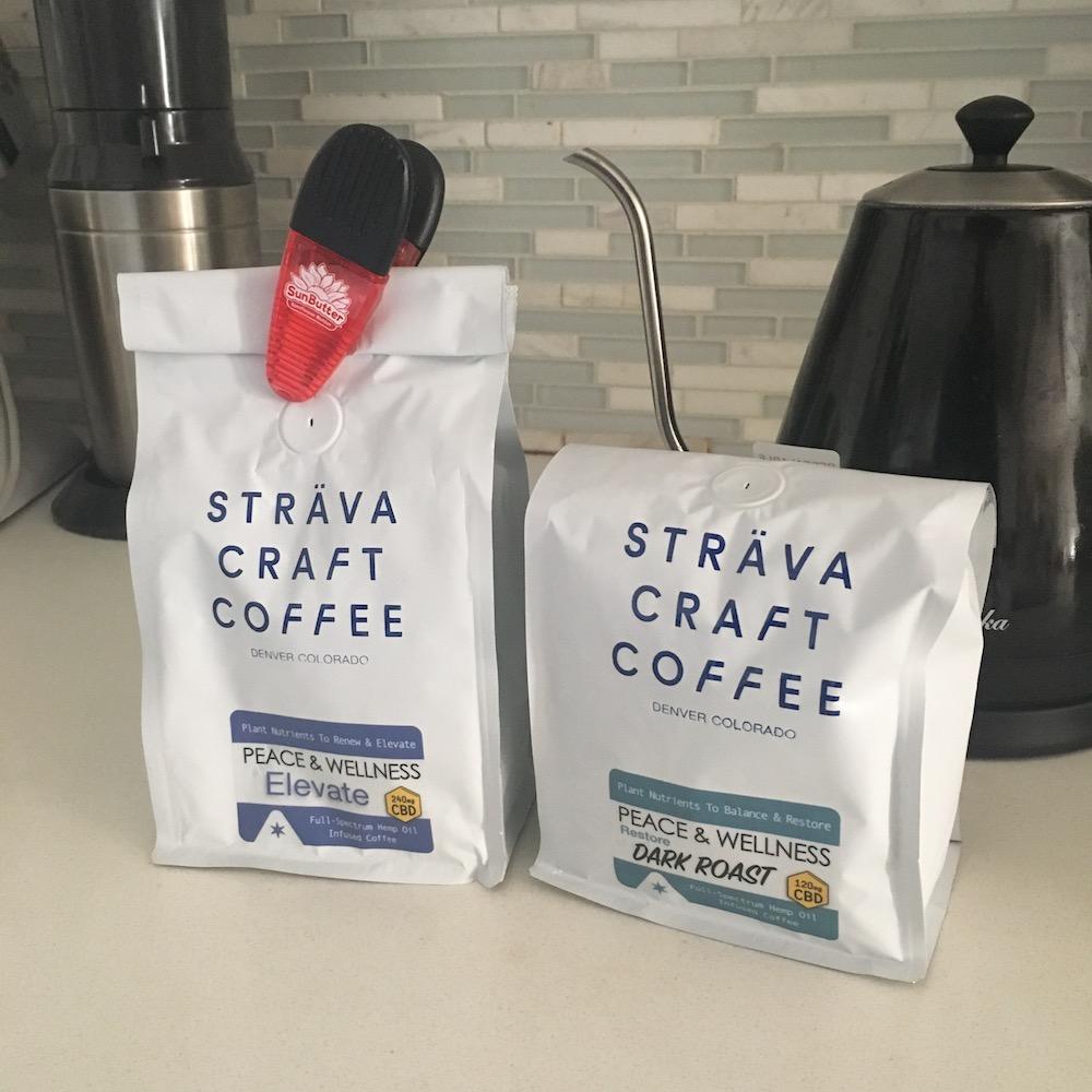 strava craft coffee