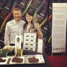 Pascha Chocolate - now with coffee! Our BFF SImon!