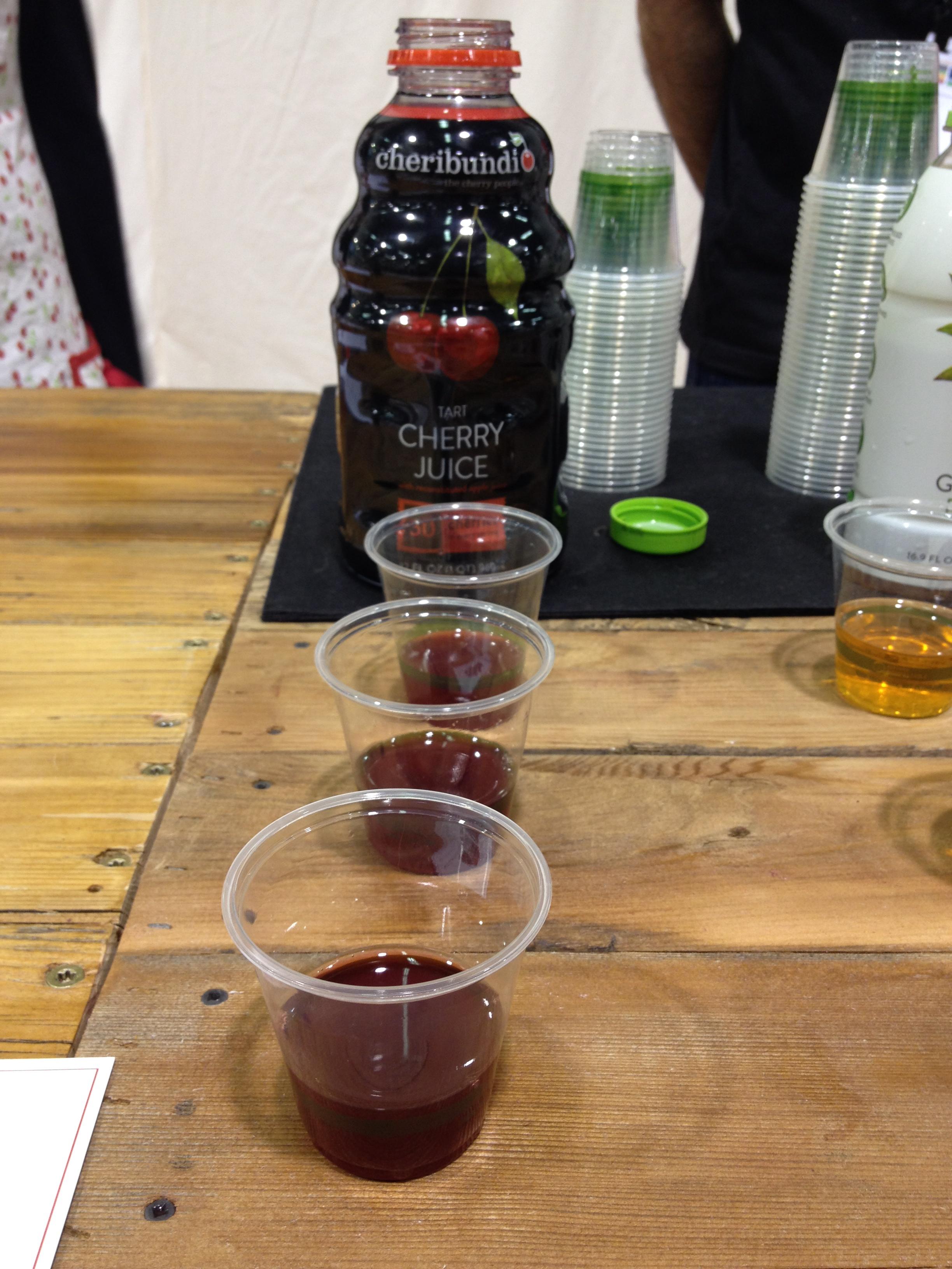 100 cherry juice benefits