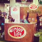 Enjoy Life Foods team at Expo West 2014