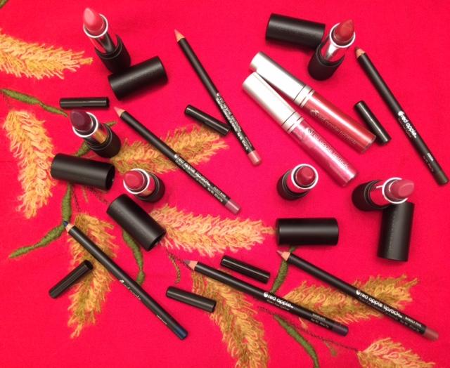 Red Apple Lipstick Winter 2015