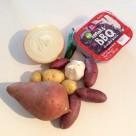 Love Beets Smoky BBQ Sweet Potato Hash