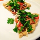 Fig Prosciutto Pizza with Enjoy Life Foods