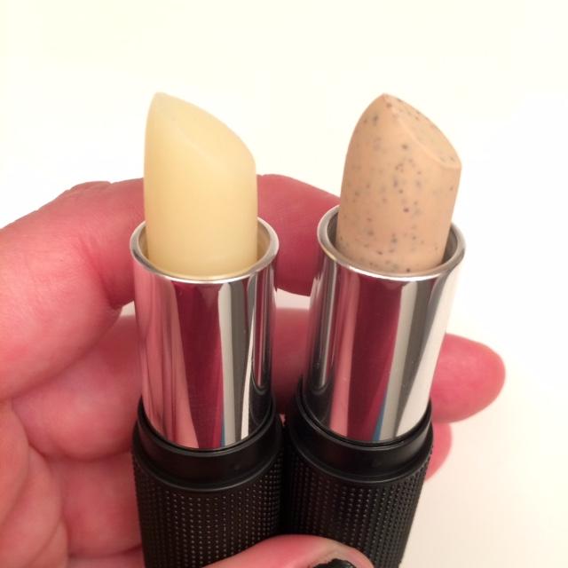 Rallye Balm and Exfoliate Red Apple Lipstick