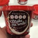Pascha Chocolate Make Me Smile chocolate fruit spread