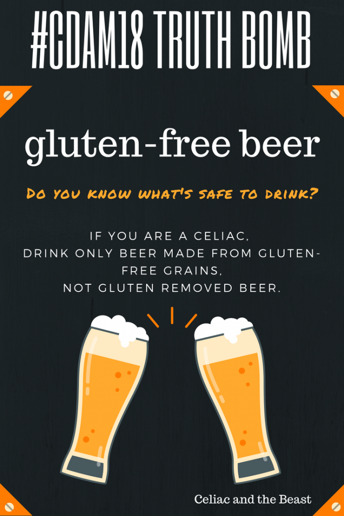 Gluten-Free Beer - What is Safe For Celiac?