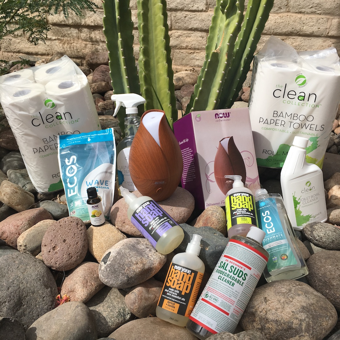 Vitacost Gluten-Free Cleaning