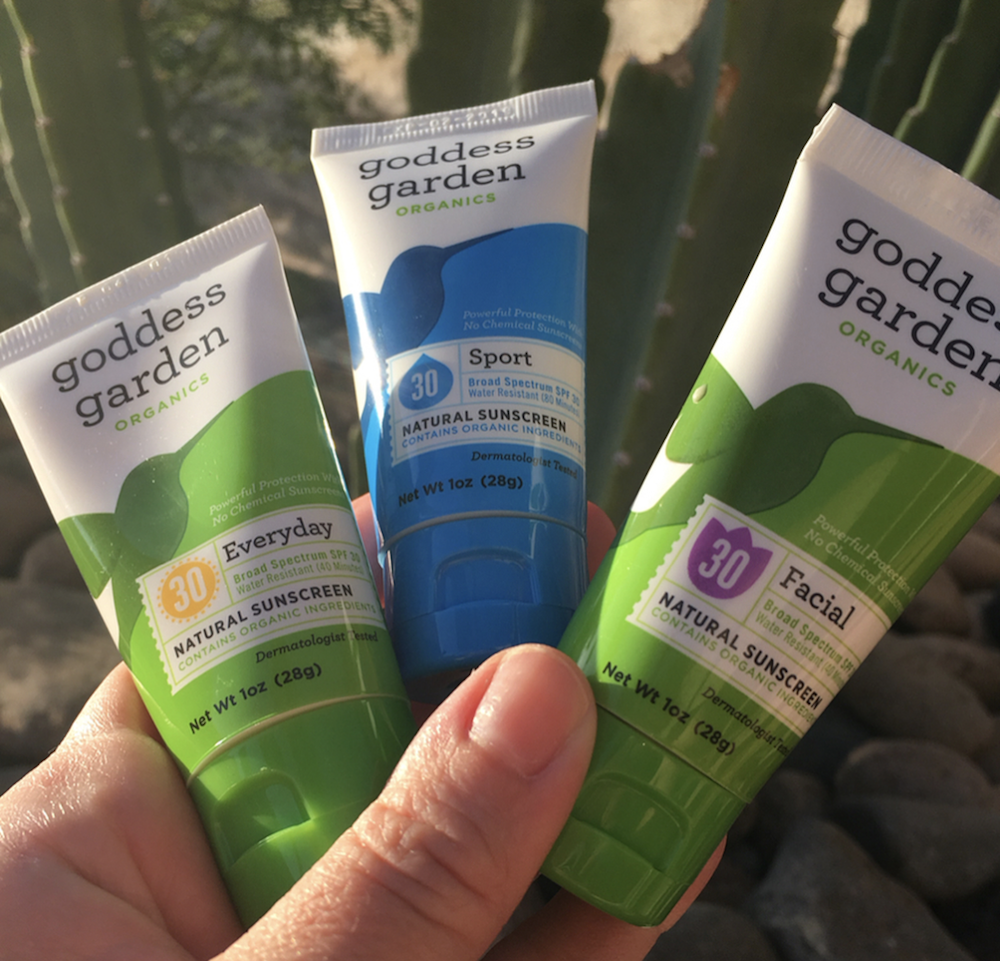 Goddess Garden Sunscreen