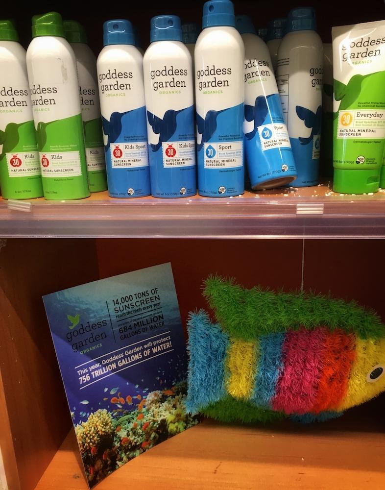 gluten free reef safe sunscreen celiac and the beast
