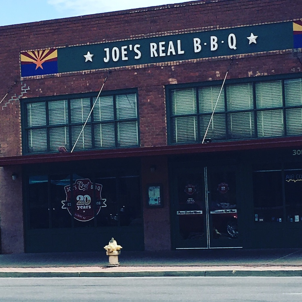 Joe's Real BBQ Downtown Gilbert