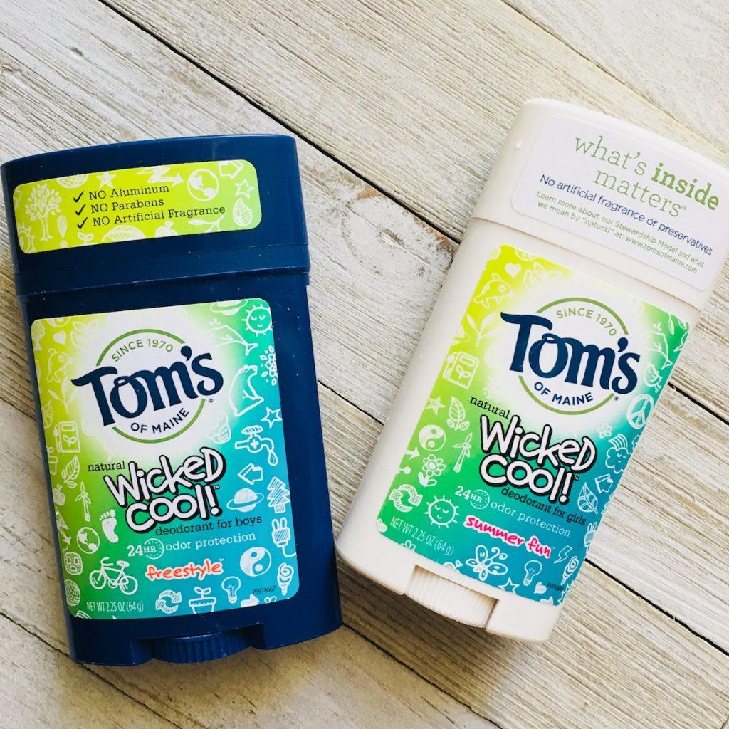 Tom's of Maine Teen Wicked Cool Deodorant