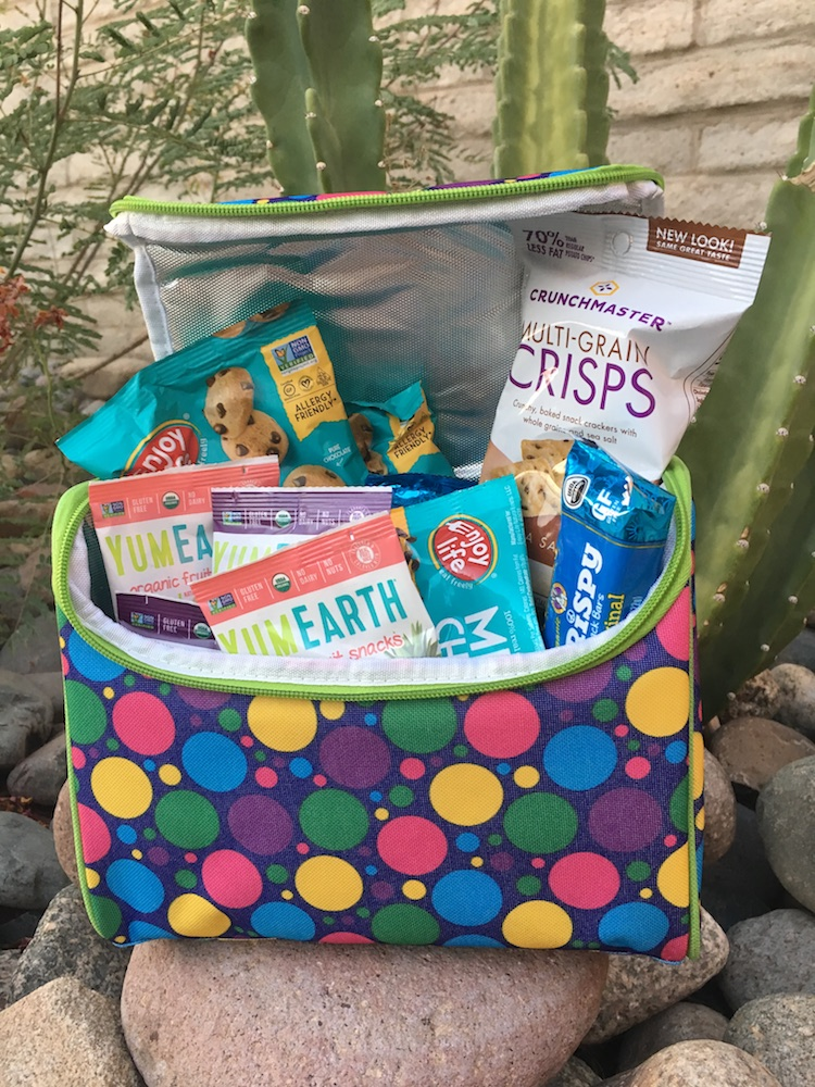 Vitacost Back To School Lunchbox from New Wave Enviro