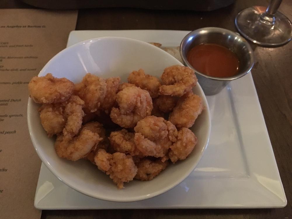GFF LA Barton G Popcorn Shrimp