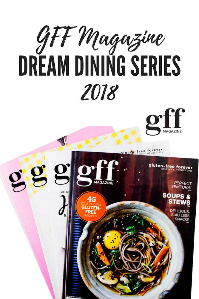 GFF Dream Dining Series