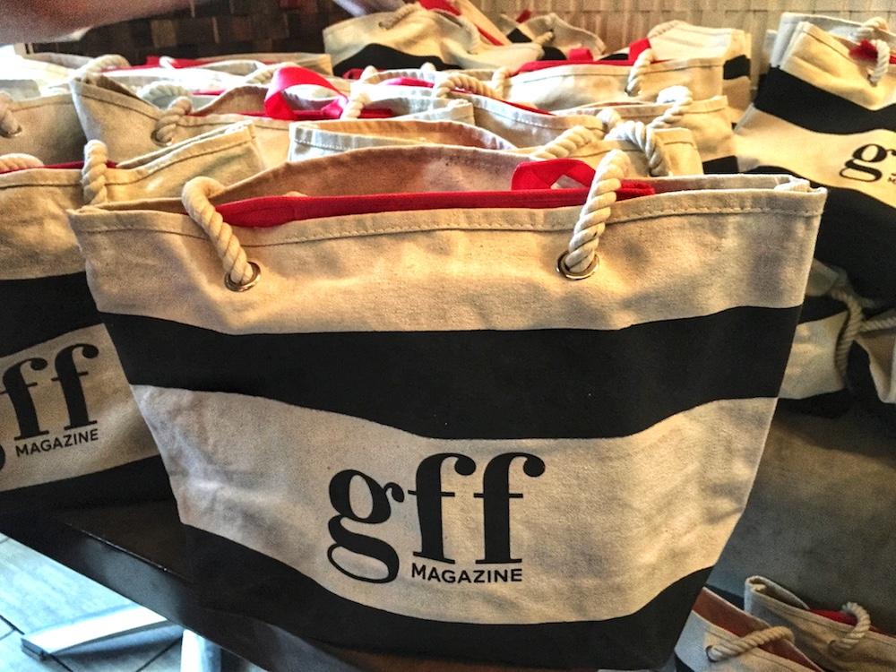GFF Magazine Tote Bag