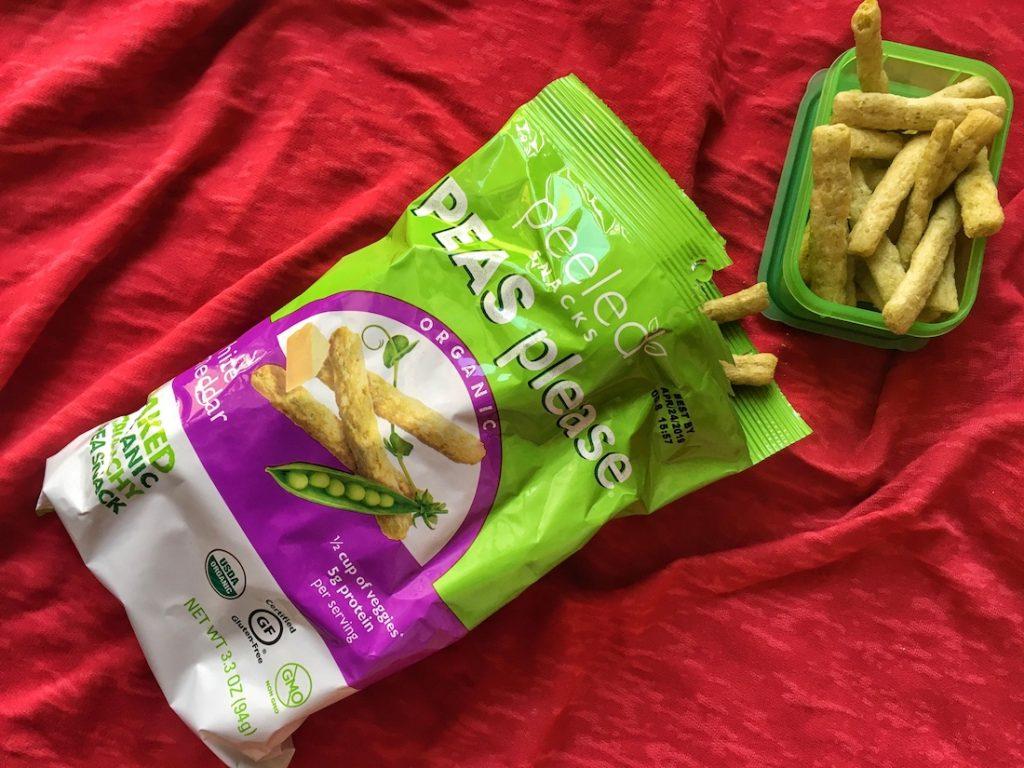 Peeled Snacks Peas Please