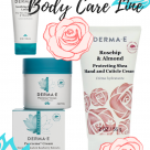 DermaE Body Care Line