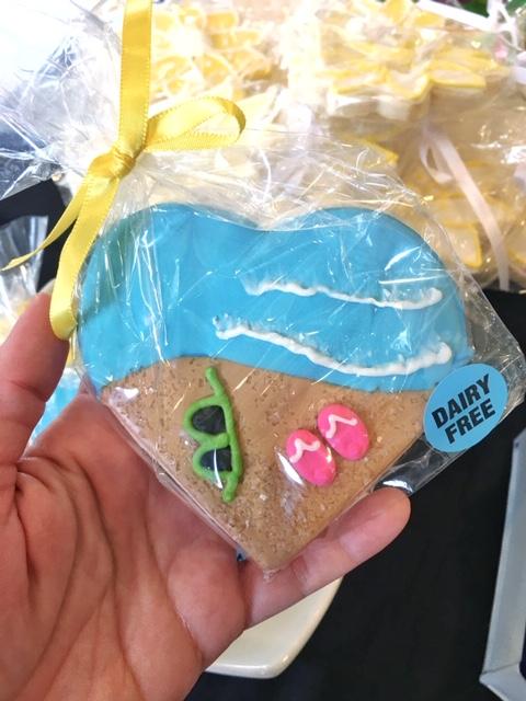 Sweet Ali's Gluten Free Bakery Sugar Cookie Dairy Free