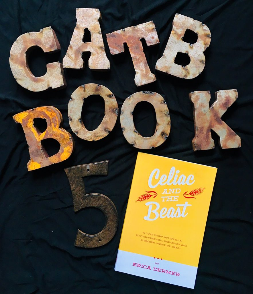 #CATBbook 5th year anniversary