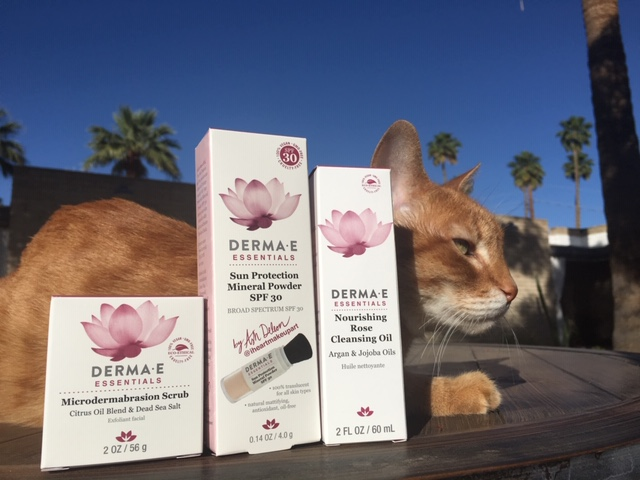 DermaE Essentials Line