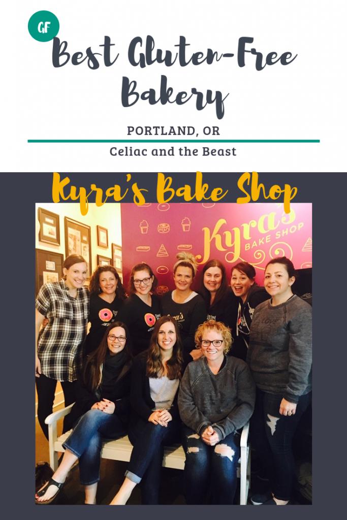 Kyra's Bake Shop Portland