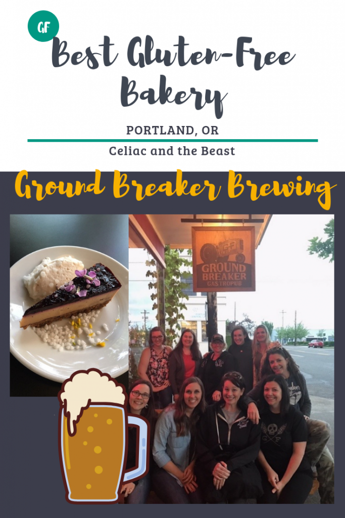 ground breaker brewing in Portland Oregon