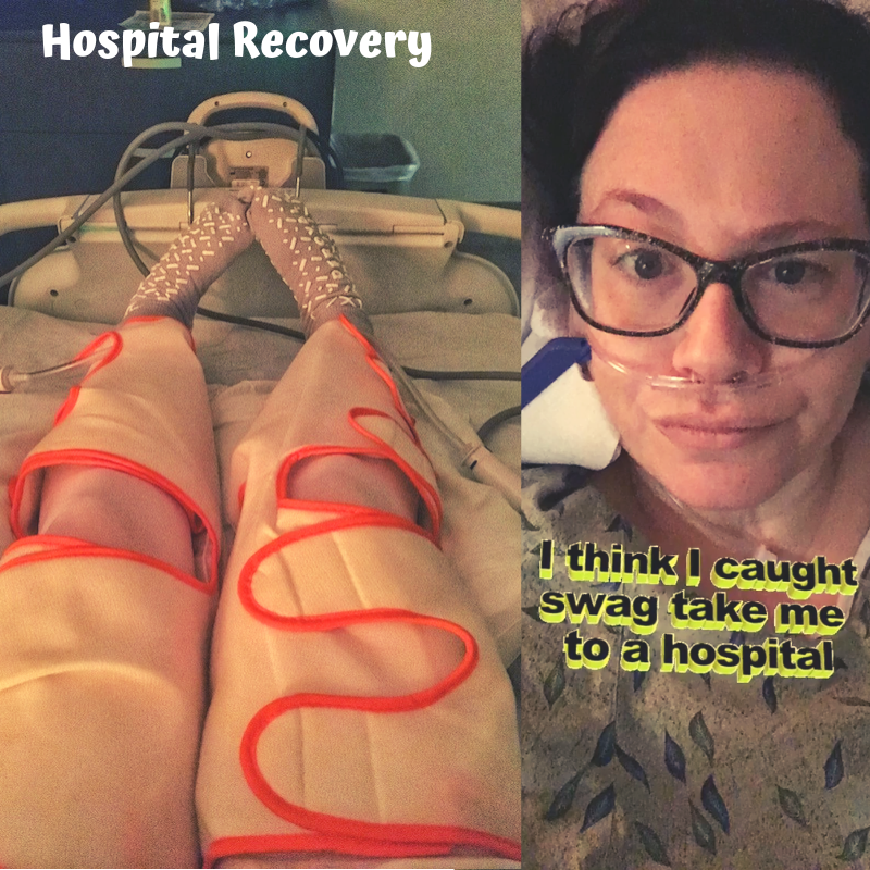 Gluten-Free Hospital Recovery