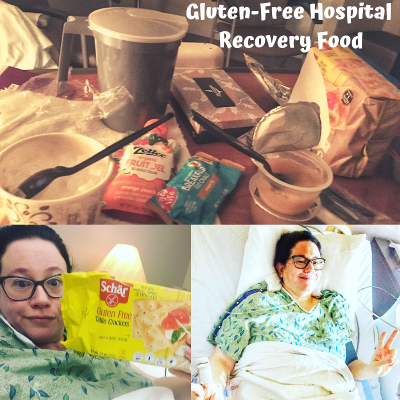 Gluten-Free Hospital Recovery Food