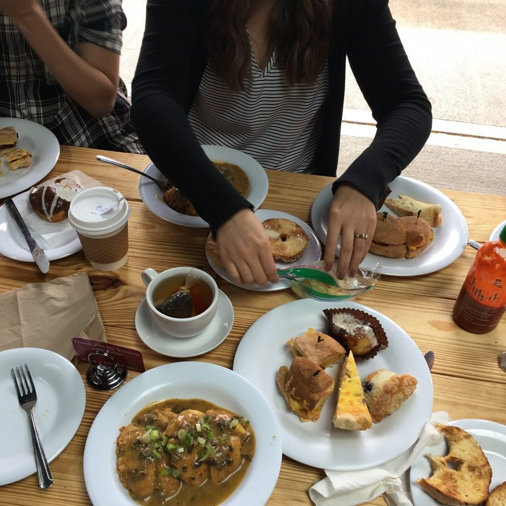 Portland Kyra's Bake Shop Breakfast