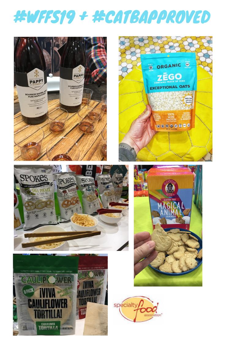 Best Gluten-Free Finds at Winter Fancy Foods 2019