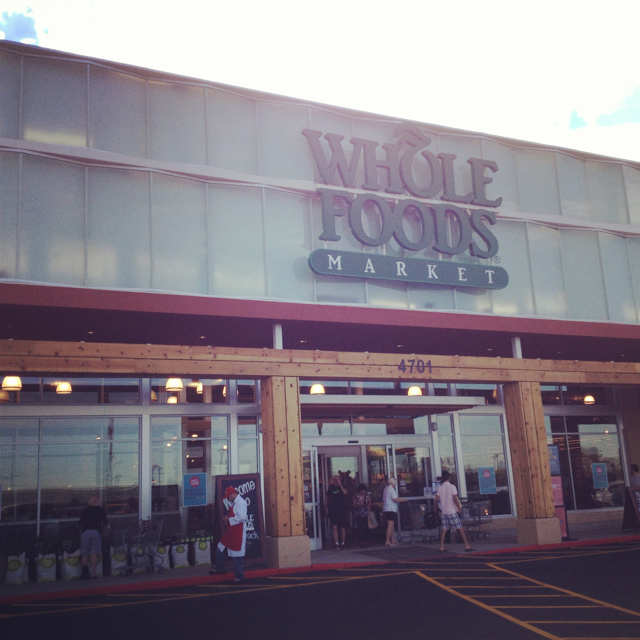 Whole Foods Grand Opening Giveaways