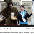 The Gluten Free Bear *cough ahem I mean* Bar at Expo West