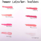 Red Apple Lipstick Summer Sale