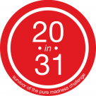 Pure Barre Pure Madness Badge of Honor