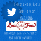 Celiac and the Beast Twitter Party