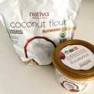 Nutiva Coconut Flour and Palm Oil Shortening