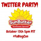 TWITTER PARTY!