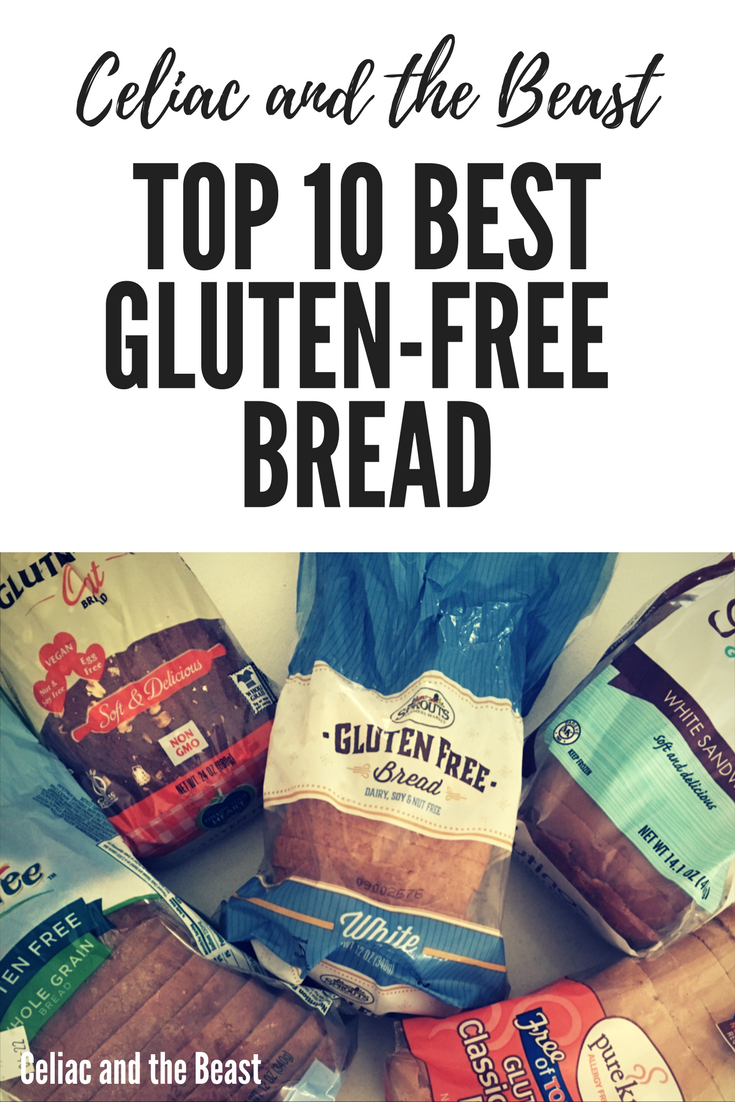 Top 10 Best Gluten Free Breads