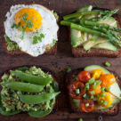 Avocado Toast Ideas