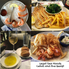 Legal Sea Foods in Washington DC