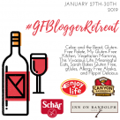 #GFBloggerRetreat 2019 Napa