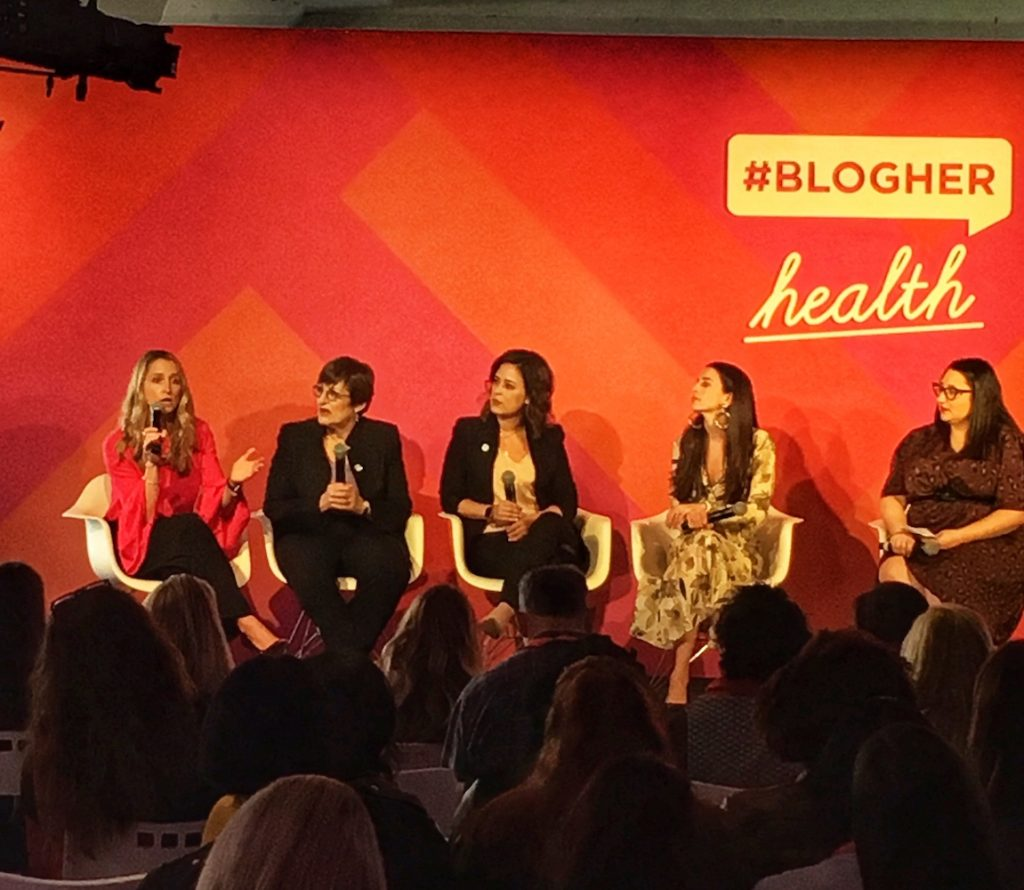 BlogHer Health 19 Vagasil board
