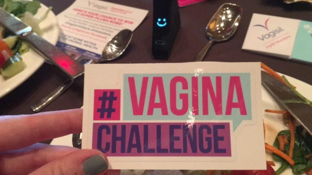 Vagisil Vagina Challenge