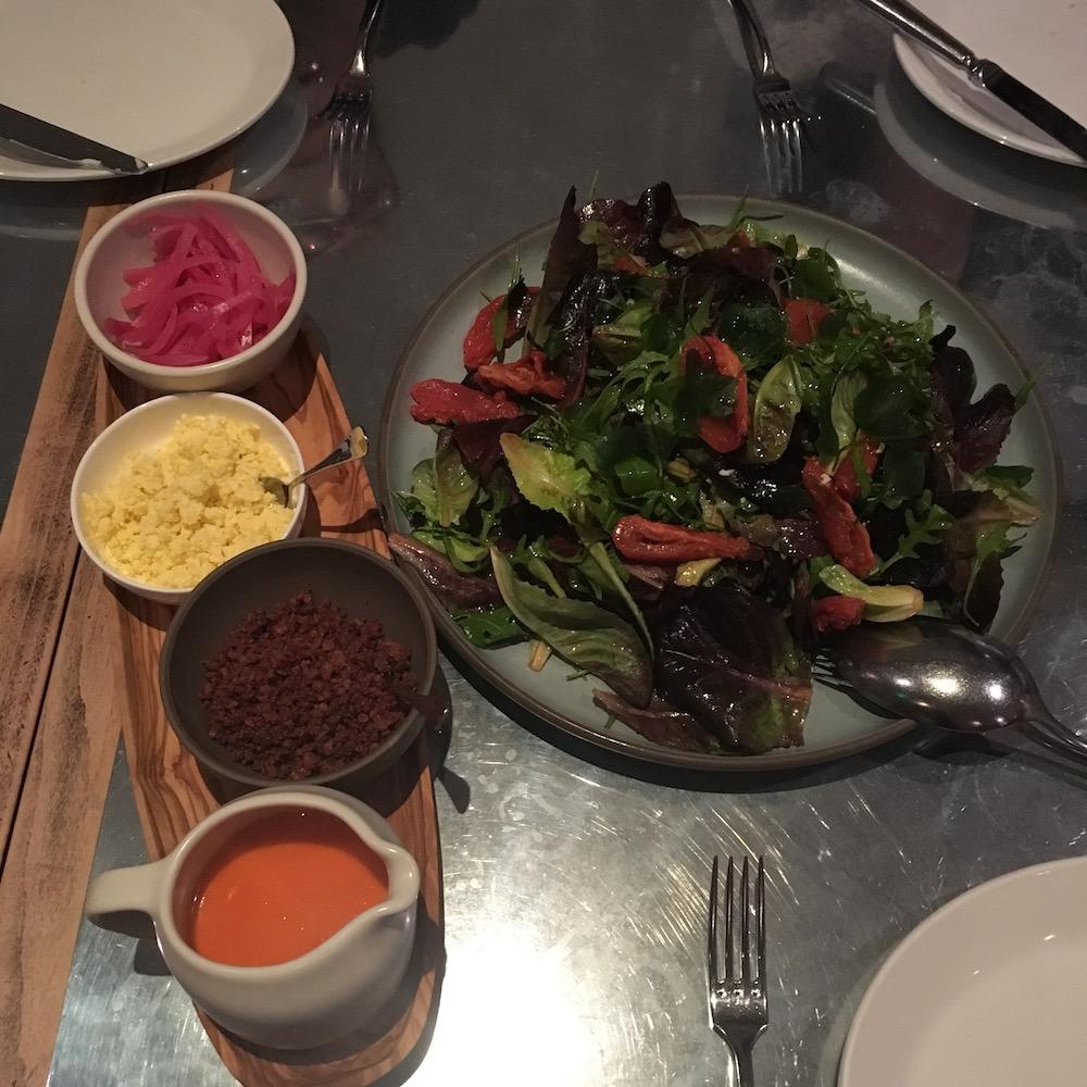 Napa Ad Hoc Salad