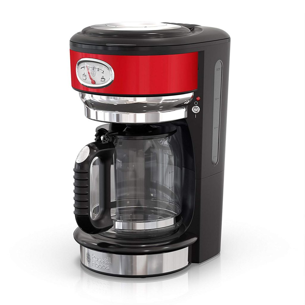 Russell Hobbs Retro Style Coffee Maker