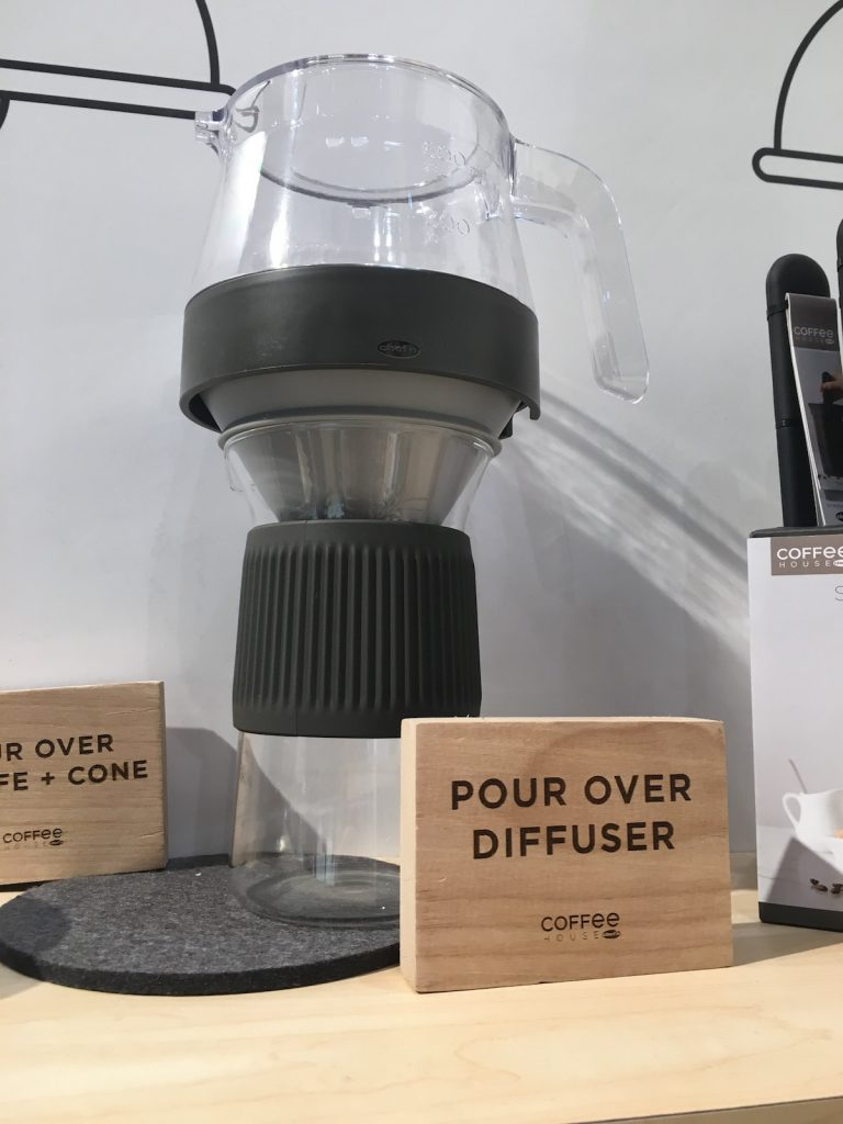 IHHS Chef'n Coffee House Pour Over Diffuser