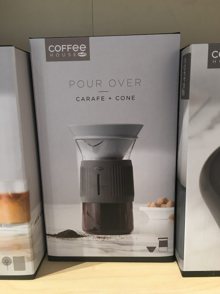 IHHS Chef'n Pour Over Carafe and Cone