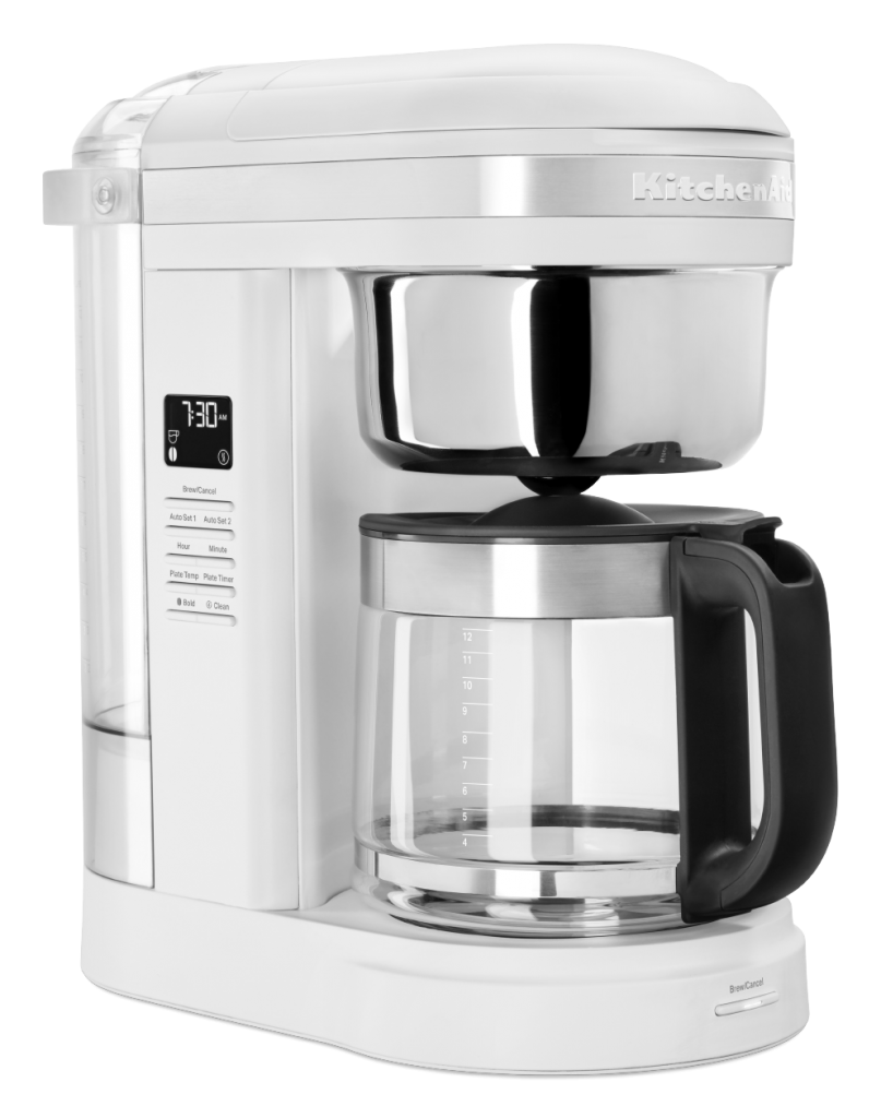 KitchenAid Drip Coffee Maker with Programmable Warming Plate