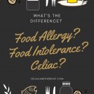 What's the Difference Between a Food Allergy and a Food Intolerance