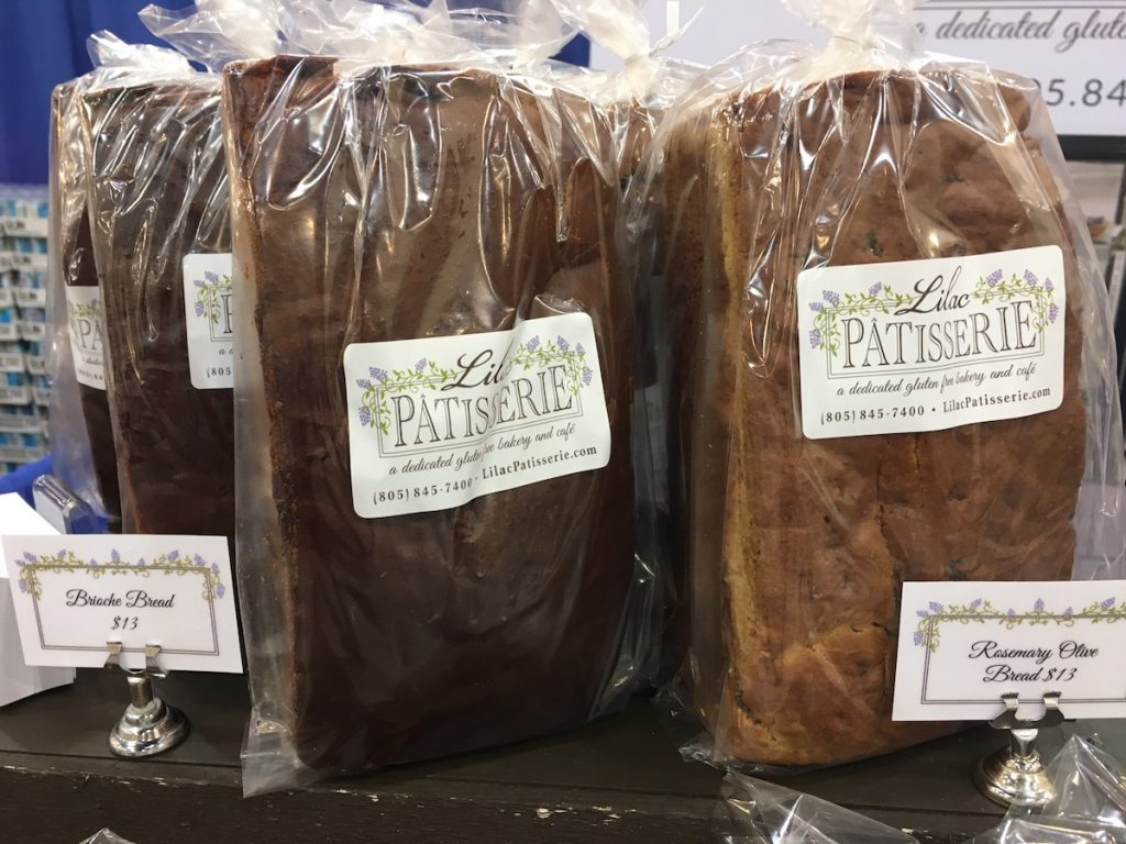 Lilac Patisserie Brioche Bread